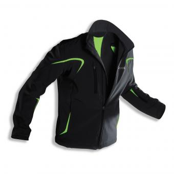 UVEX Light Softshell-Jacke uvex texpergo, anthrazit