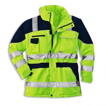 UVEX Warnschutz Parka protection flash + storm