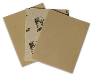 Mirka Softpad Handpads - 115 x 140mm